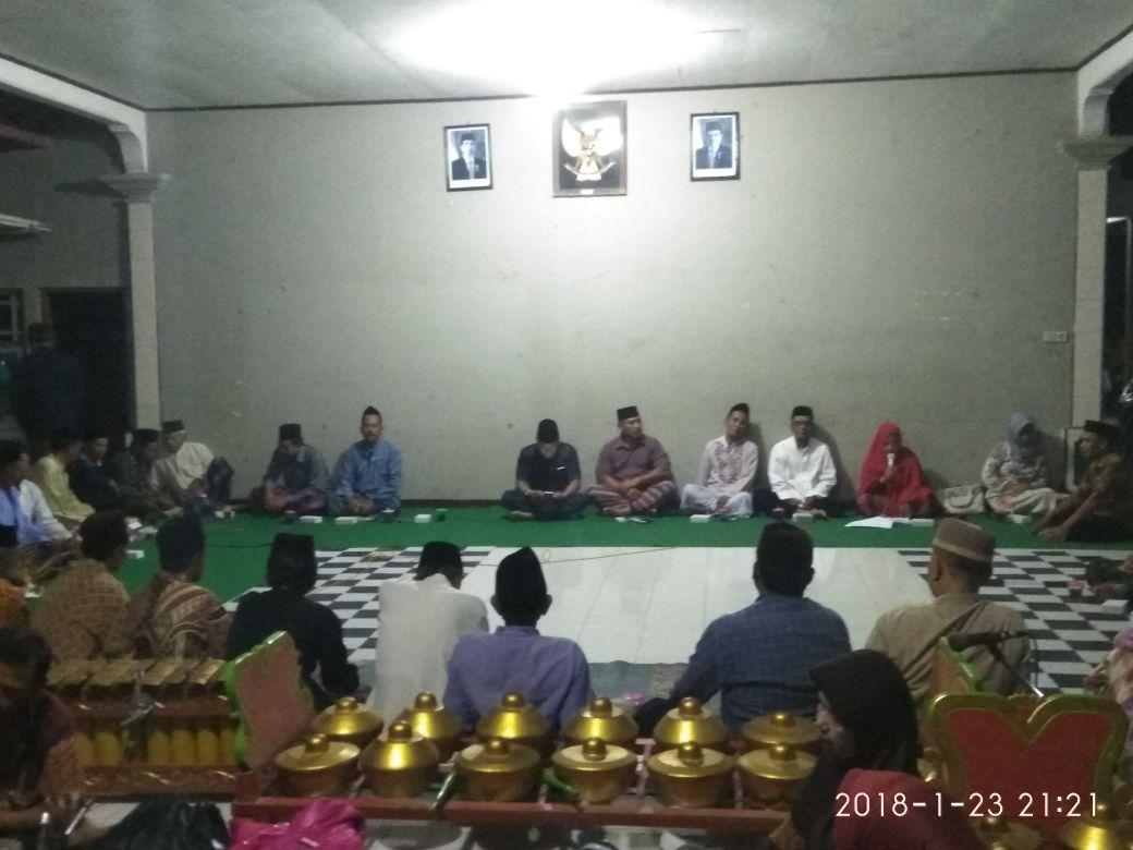 Campur Sarinan Bersama Camat Petarukan di HUT Pemalang