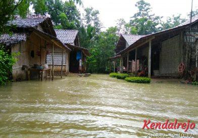 Banjir Kembali Melanda Kendalrejo